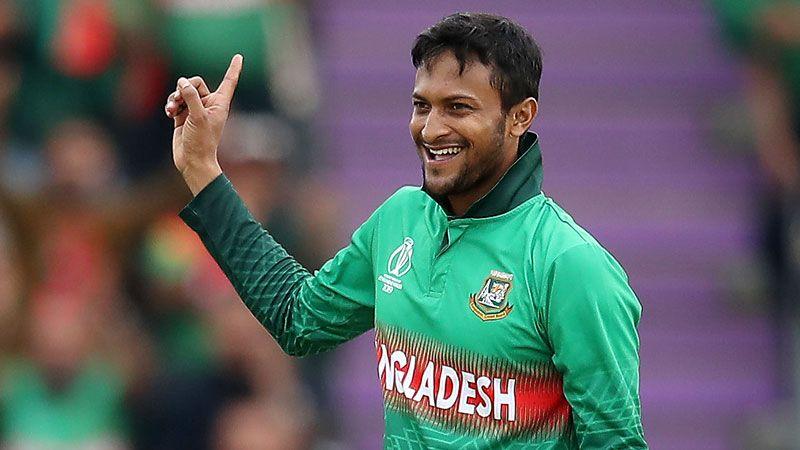 Shakib to return to cricket with BCB's T20 tournament
